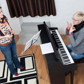 Gesangsunterricht in Wien 18